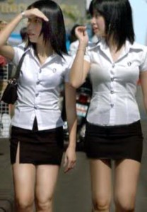 Educated Thai Girls