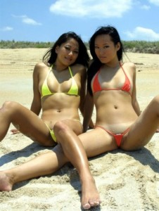 Smoking hot manila girls