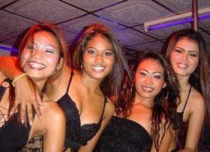 Hookers in Thai